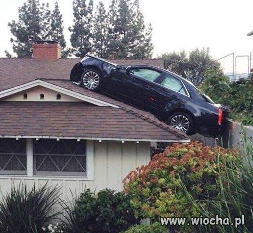Żona poprosiła o kluczyki do auta