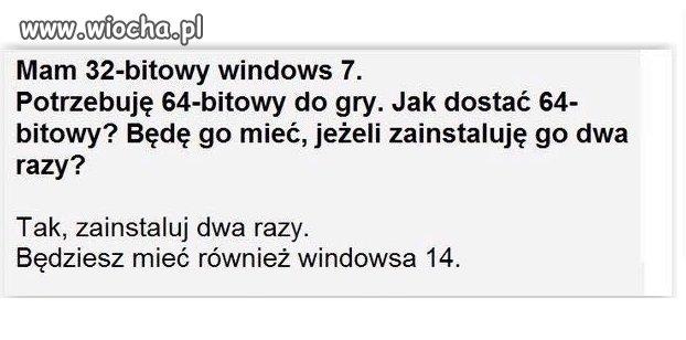 64-bitowy Windows