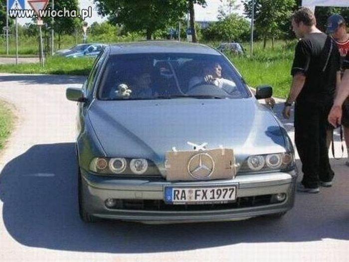 Zmiana marki samochodu...