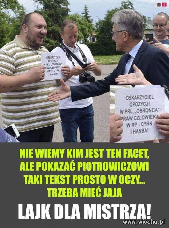 Piotrowicz, komunistyczny prokurator PRL