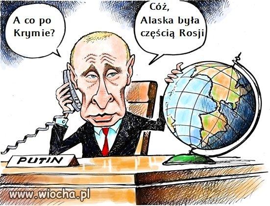 Plany Putina