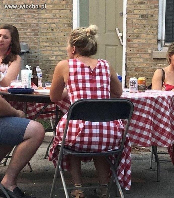 Gdy stół ubierze się tak jak Ty