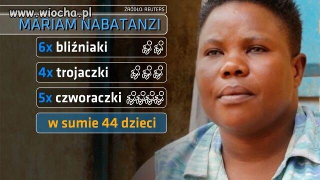 Biologiczny fenomen z Ugandy