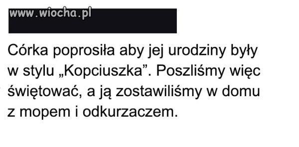 """""""Kopciuszek"""" wersja XXI wiek"""