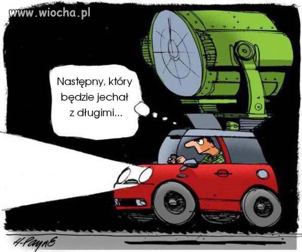 Dla debila drogowego