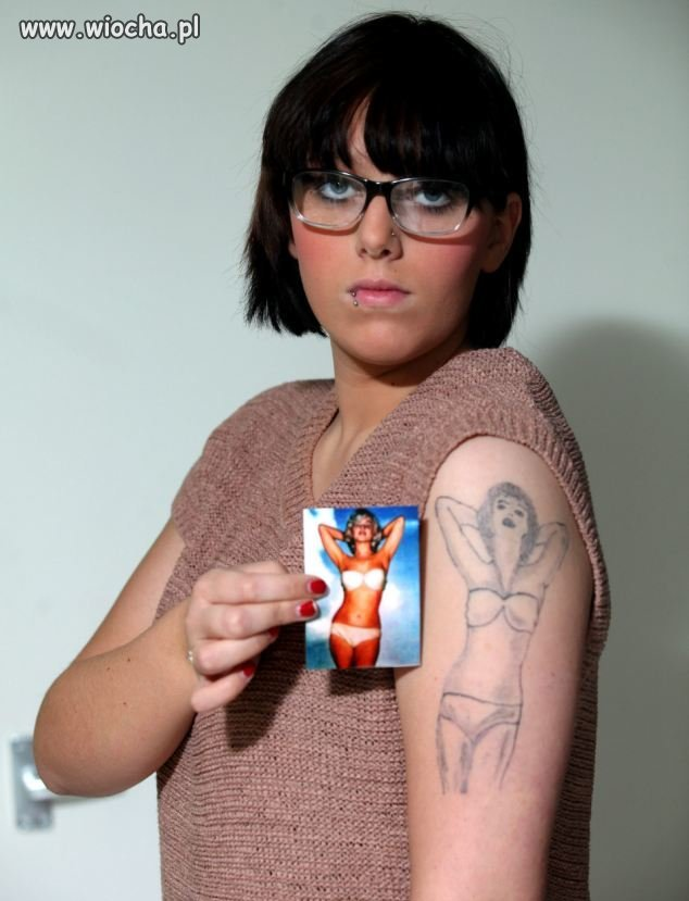 ładny Tatuaż Wiochapl Absurd 1007336