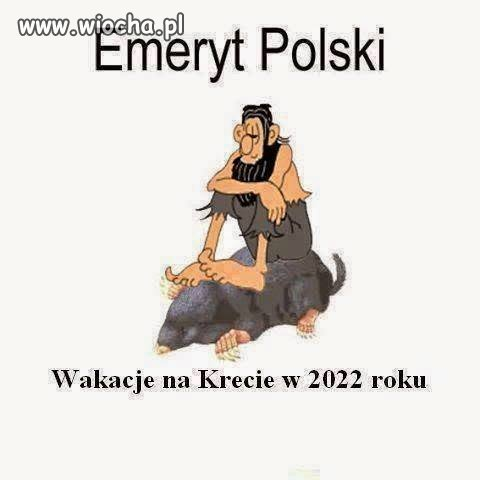 Emeryt Polski