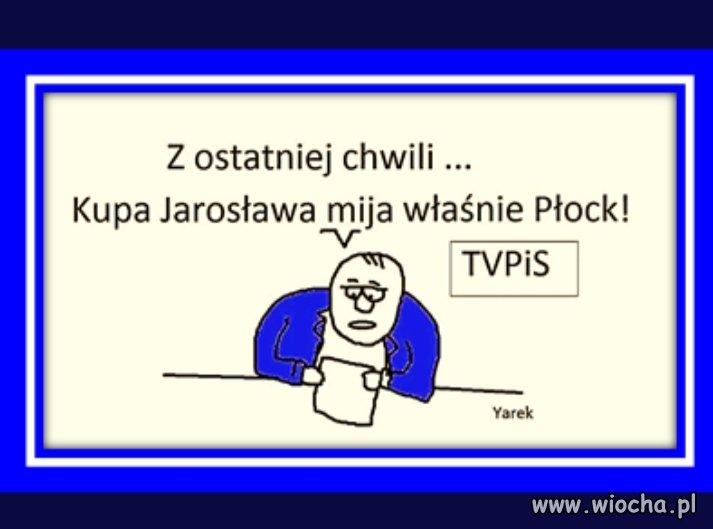 Informacje TVPis