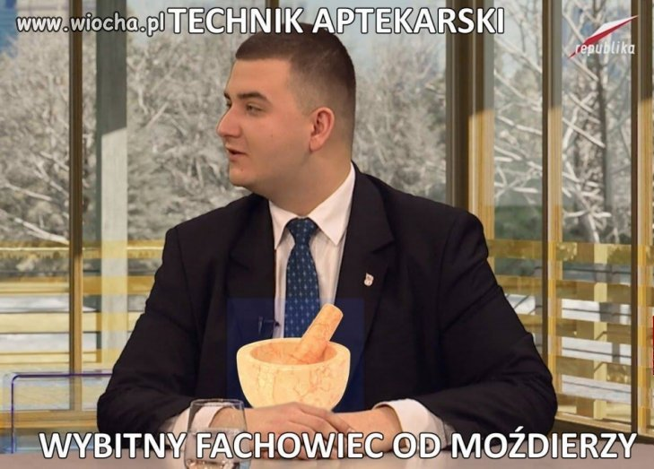 CO FACHOWIEC TO FACHOWIEC...
