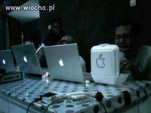 Prawie laptop...