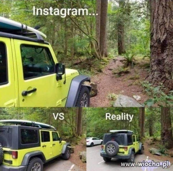 Instagramowa