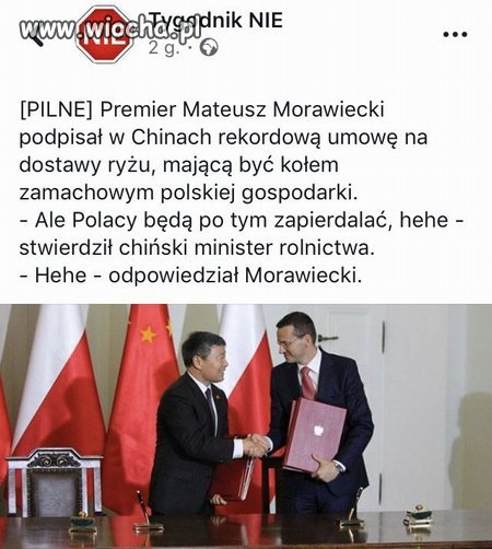 Rekordowa umowa