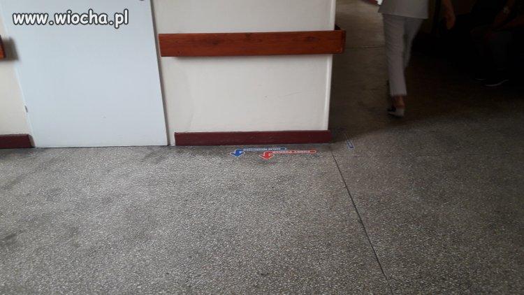 Kierunkowskazy w polskim szpitalu
