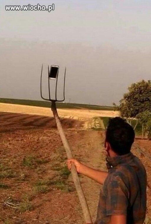 Kijek do selfie