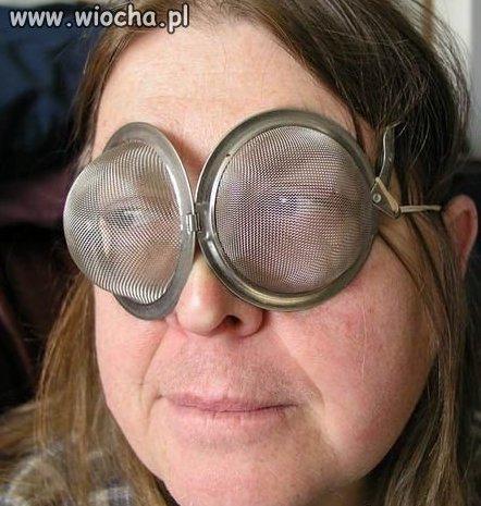 Moje nowe okulary