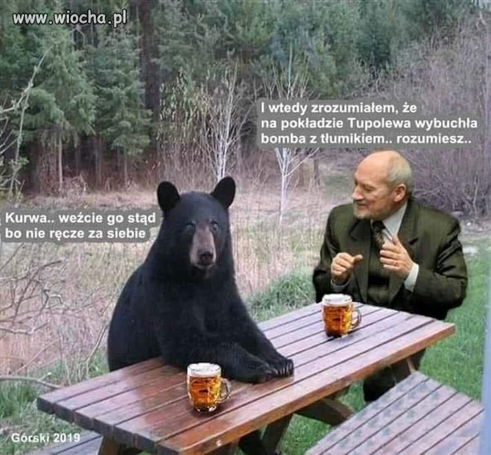 Rozmowy przy piwie