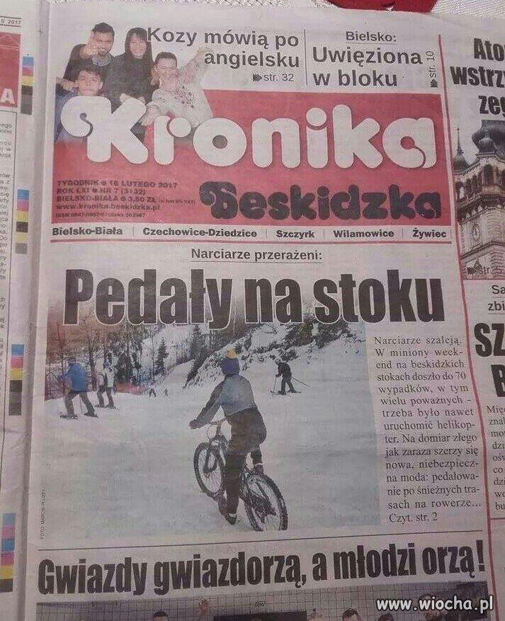 Kronika Beskidzka