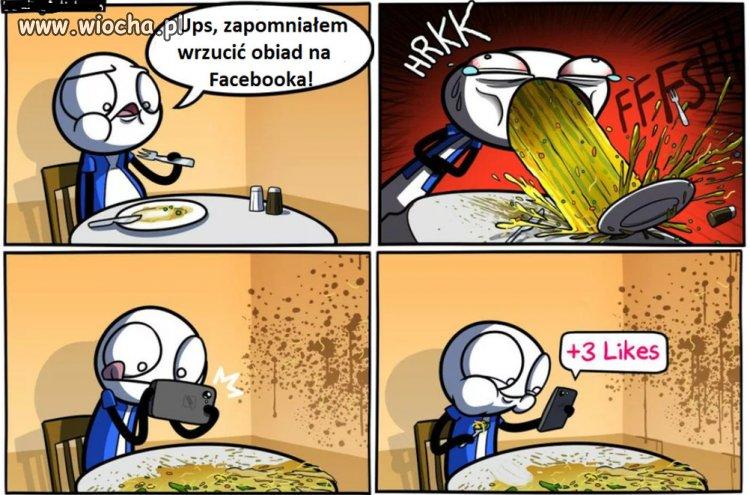 Ludzie na Facebook'u