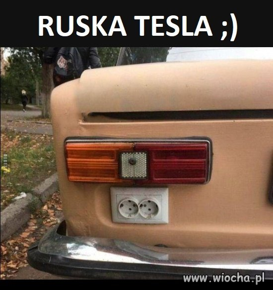 Ruska Tesla