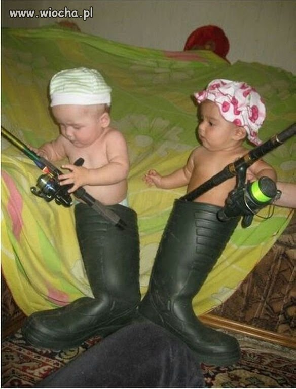 Mali rybacy ...