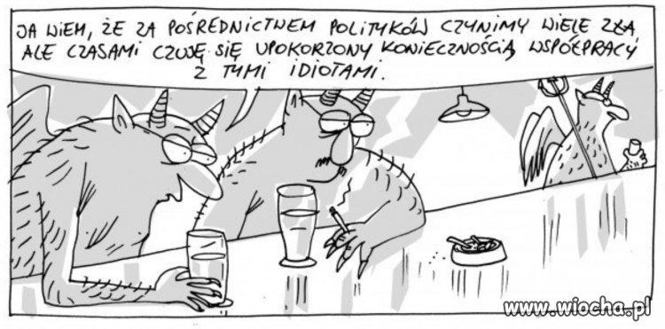 Politycy...