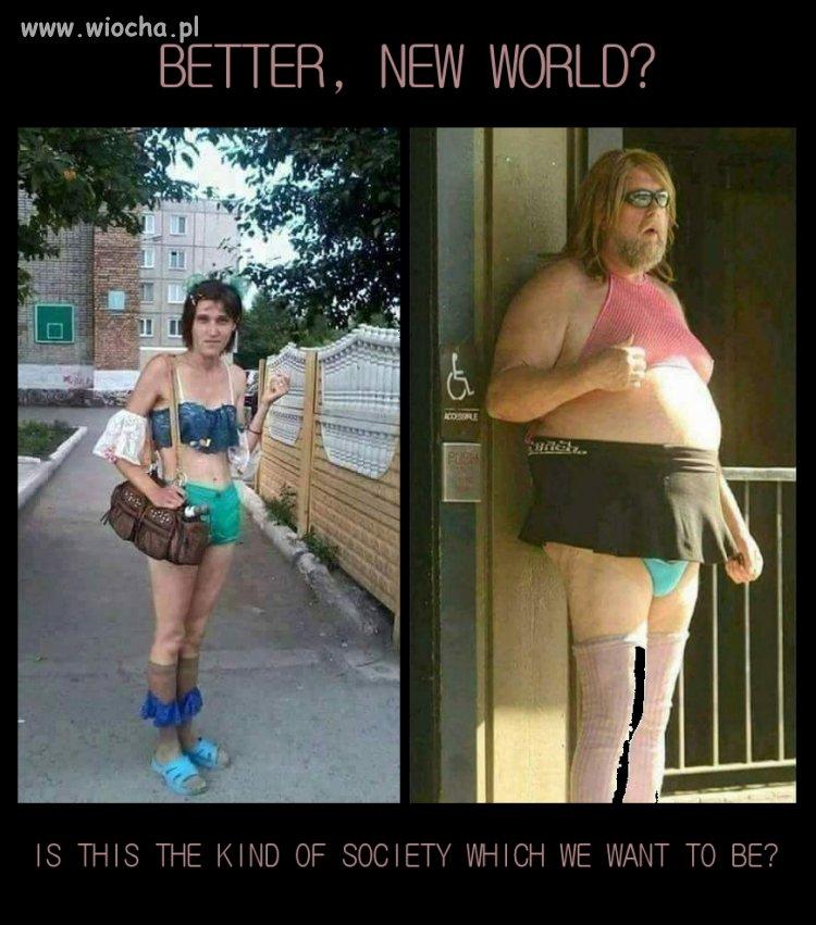 Lepszy nowy świat?