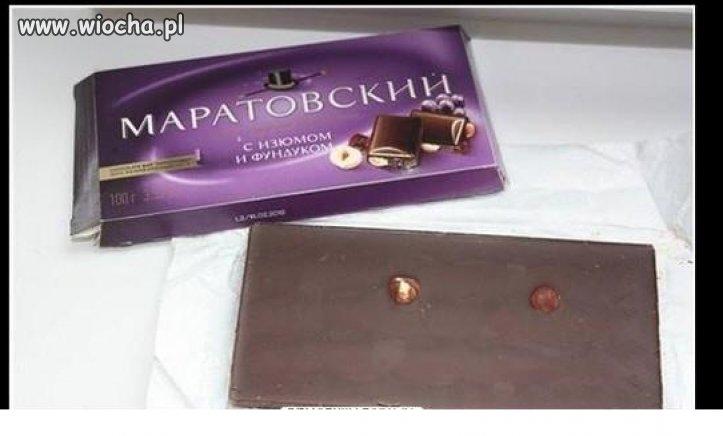 Rosyjska Czekolada