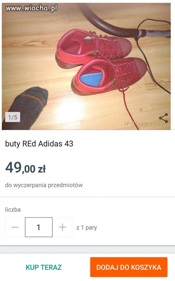 Sprzedam buty ..
