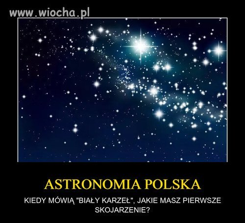 Astronomia Polska