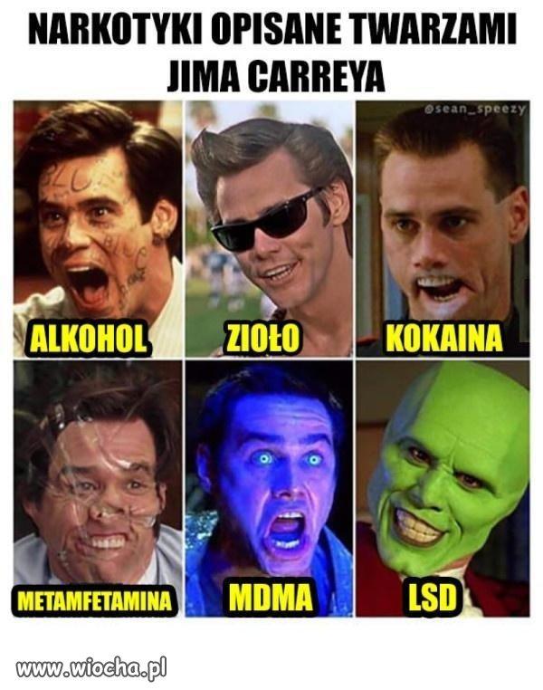 6 twarzy Jima