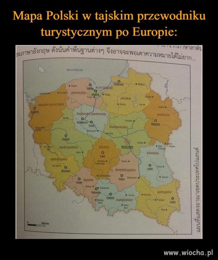 Ciekawa ta mapa