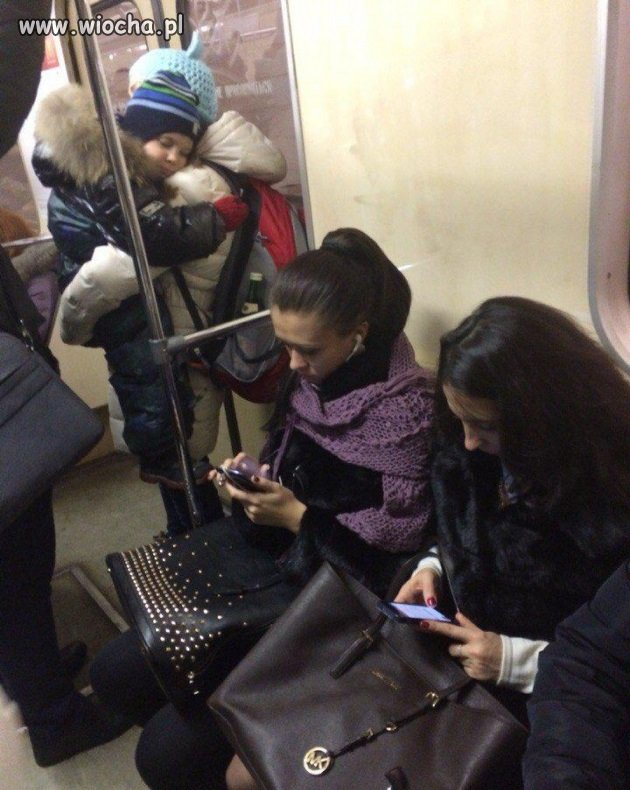 Kultura w metrze