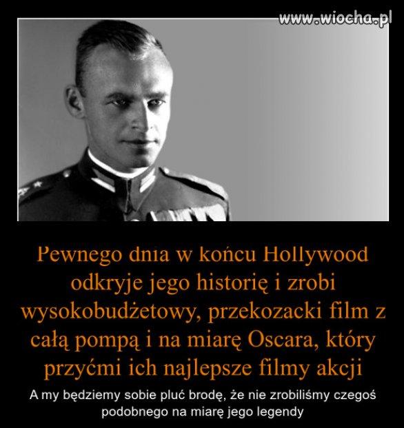 Zapomniany bohater? Witold Pilecki. Nie zapomnimy!