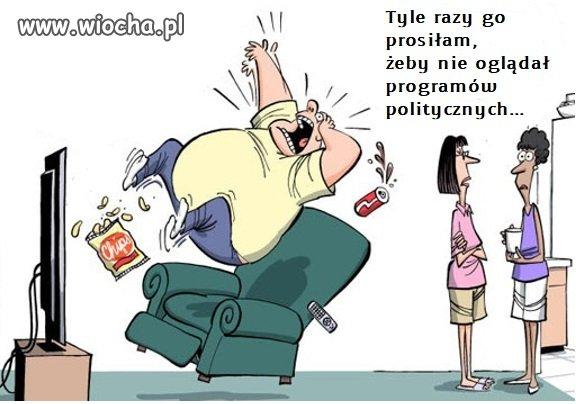 Telewizja szkodzi