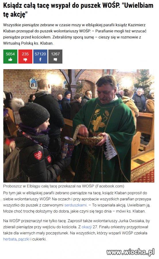 Tacy Księża ratują wiarę w Kościół Katolicki