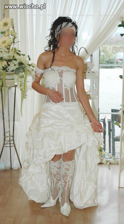 Suknia ślubna Prima Sort Wiochapl Absurd 289936