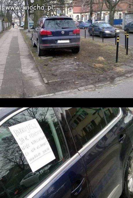 Parkingowy z Sosnowca