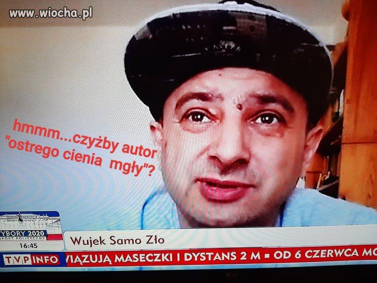 """Eksperci""... w TVP info"