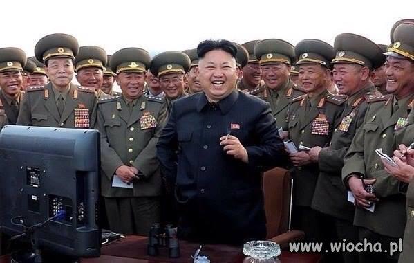 A tymczasem u Kima..