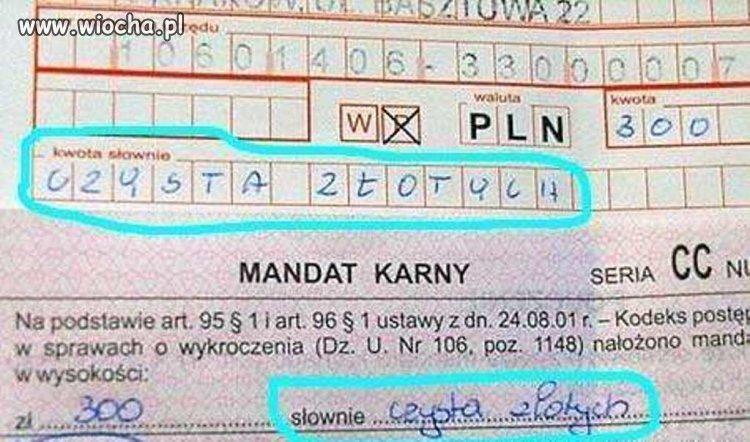 Mandat...