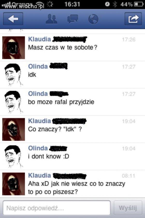 IDK...