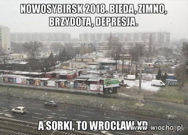 Uroki zimy..