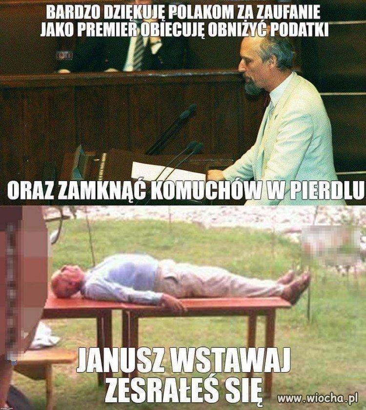 Nowy premier