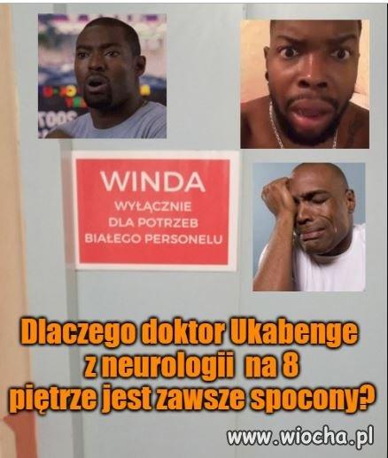Rasizm w polskim szpitalu