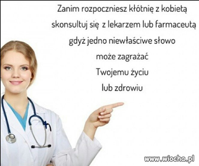 Pani doktor