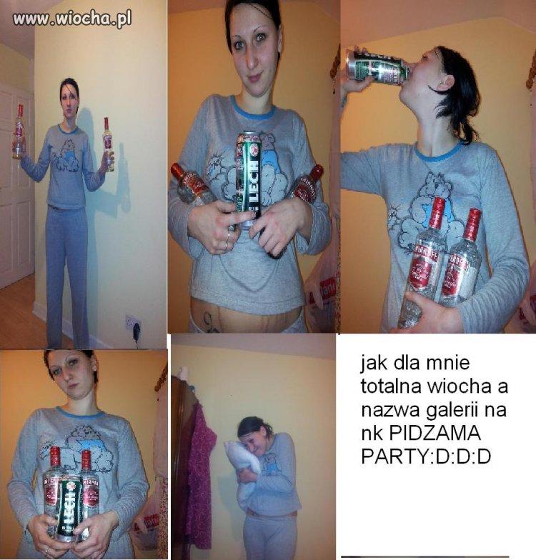 8ccdf5f6f5bf93 Pidżama party - wiocha.pl absurd 466694