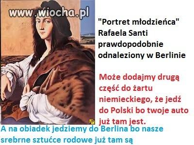 Dobra kultury zagrabine w Polsce przez faszystów