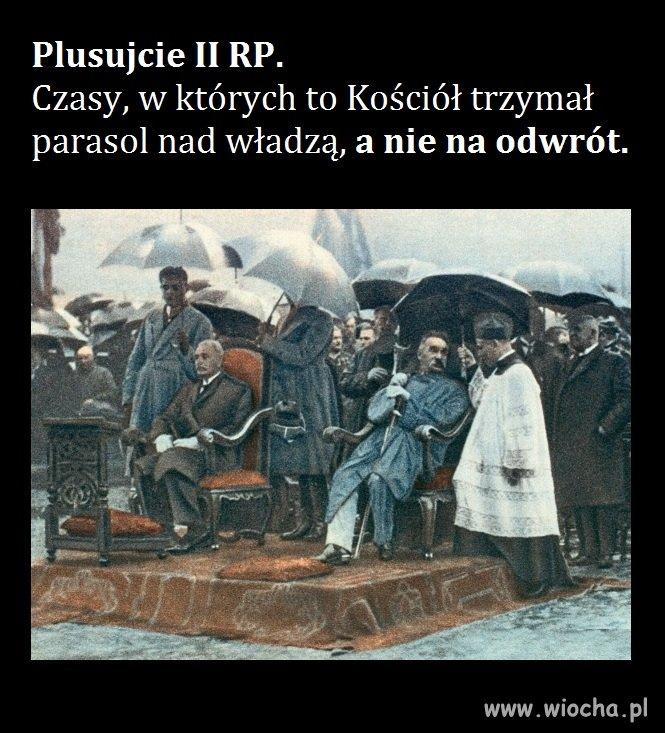 Plusujcie II RP