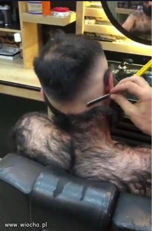 Nareszcie moja fryzura po 2 tygodniach