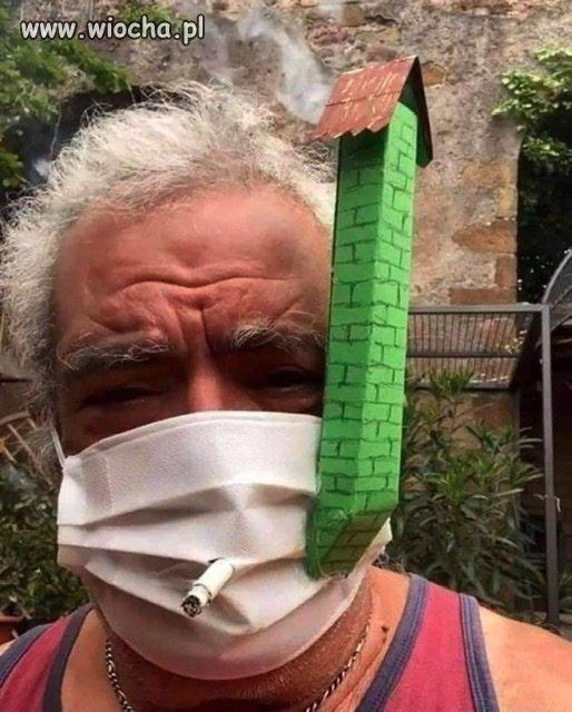 Nowe maski w obiegu